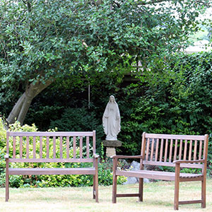st-roses-cricklewood-garden-ourlady