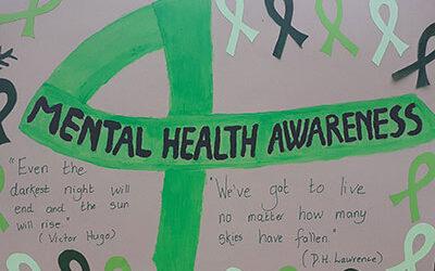 Mental Health Awareness Walk